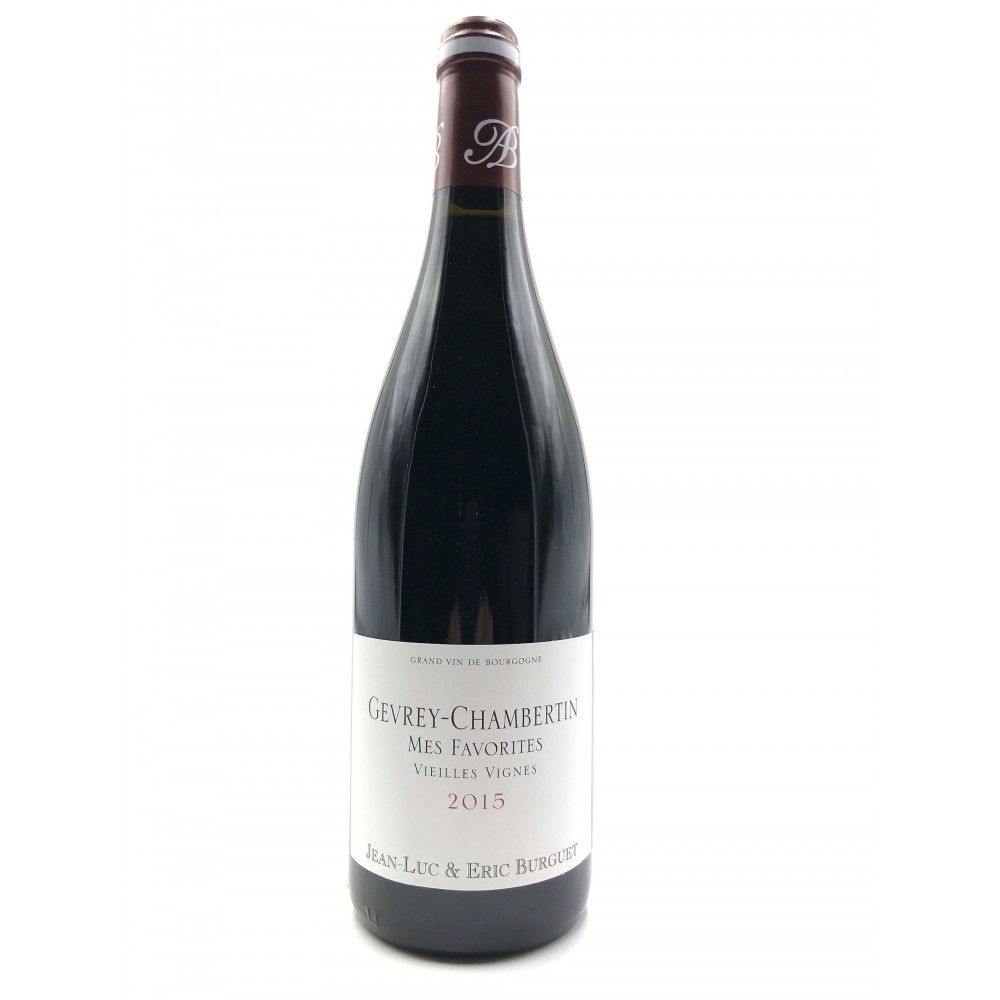 Alain Burguet - Gevrey Chambertin Mes Favorites Vieilles Vignes 2015