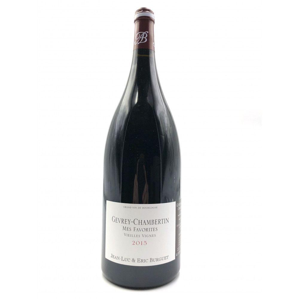 Alain Burguet - Gevrey Chambertin Mes Favorites Vieilles Vignes 2015 Magnum