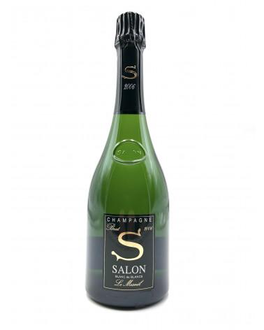 Champagne Salon Cuvée S Le Mesnil Blanc de Blancs Brut millésimé 2006