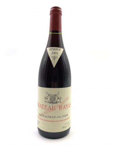Chateau Rayas - Chateauneuf-du-Pape 2001