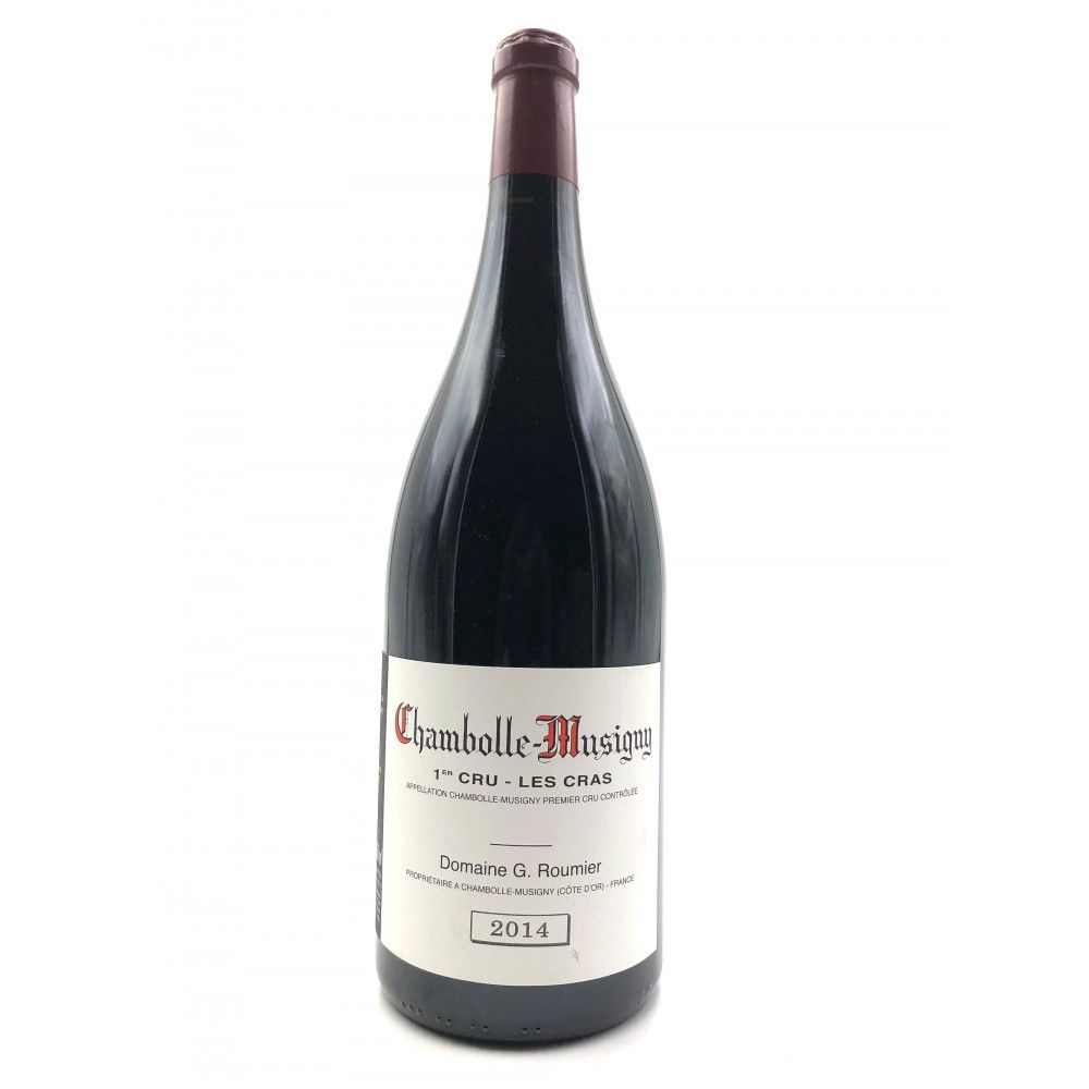 Georges Roumier - Chambolle Musigny 1er Cru Les Cras 2014 Magnum