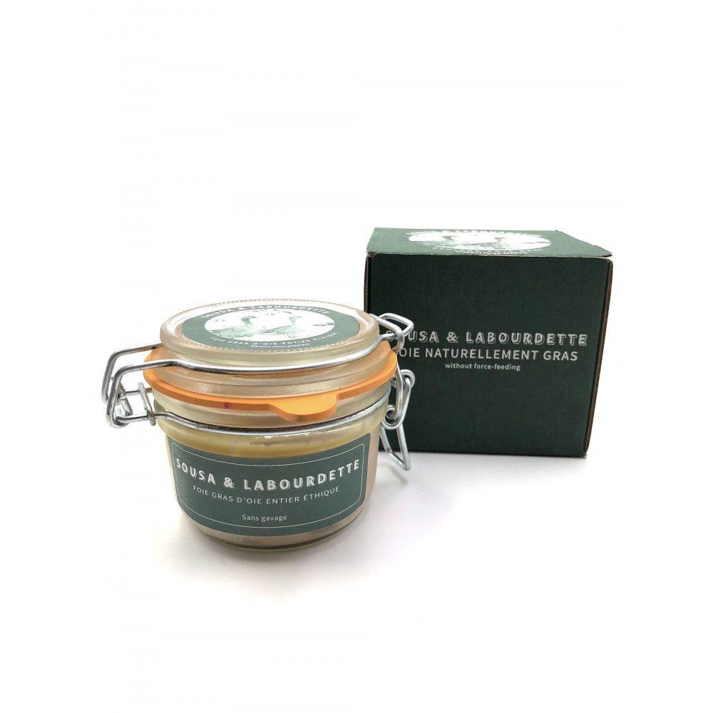 Sousa & Labourdette - Ethical goose foie gras, 125gr