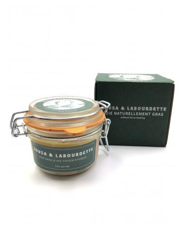 Foie gras sans gavage, Sousa & Labourdette 125gr