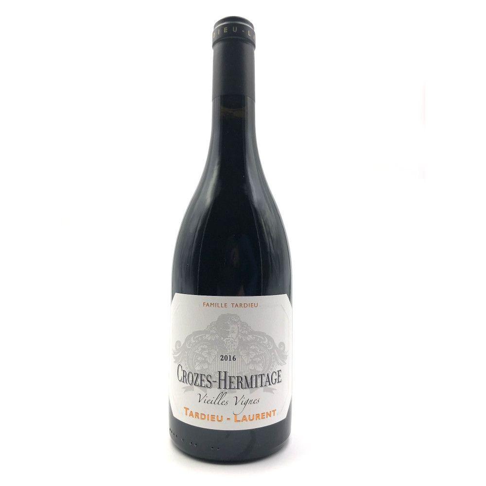 Domaine Tardieu - Crozes Hermitage Vieilles Vignes 2016