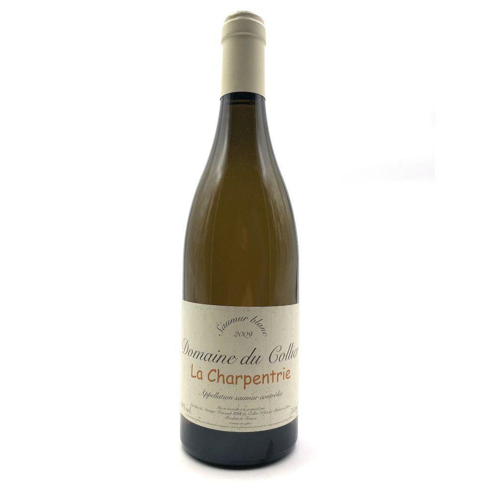 Domaine du Collier - La Charpentrie Saumur Blanc 2009