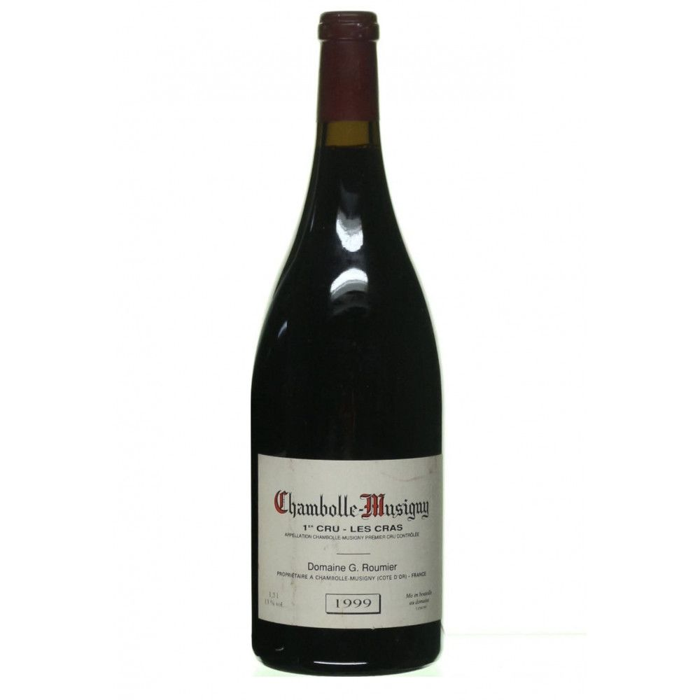 Georges Roumier - Chambolle Musigny 1er Cru Les Cras 1999 magnum