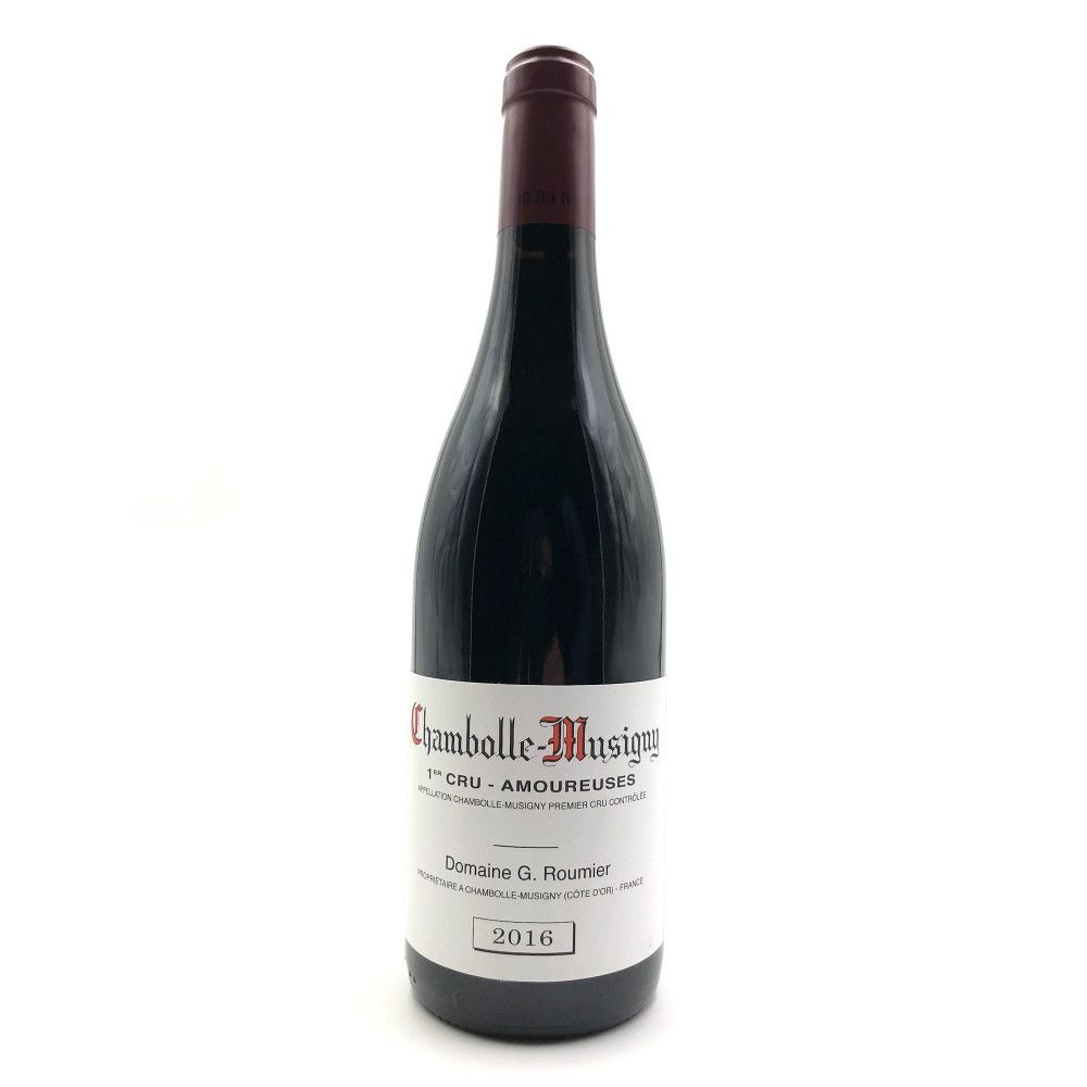 Georges Roumier - Chambolle Musigny 1er Cru Amoureuses 2016