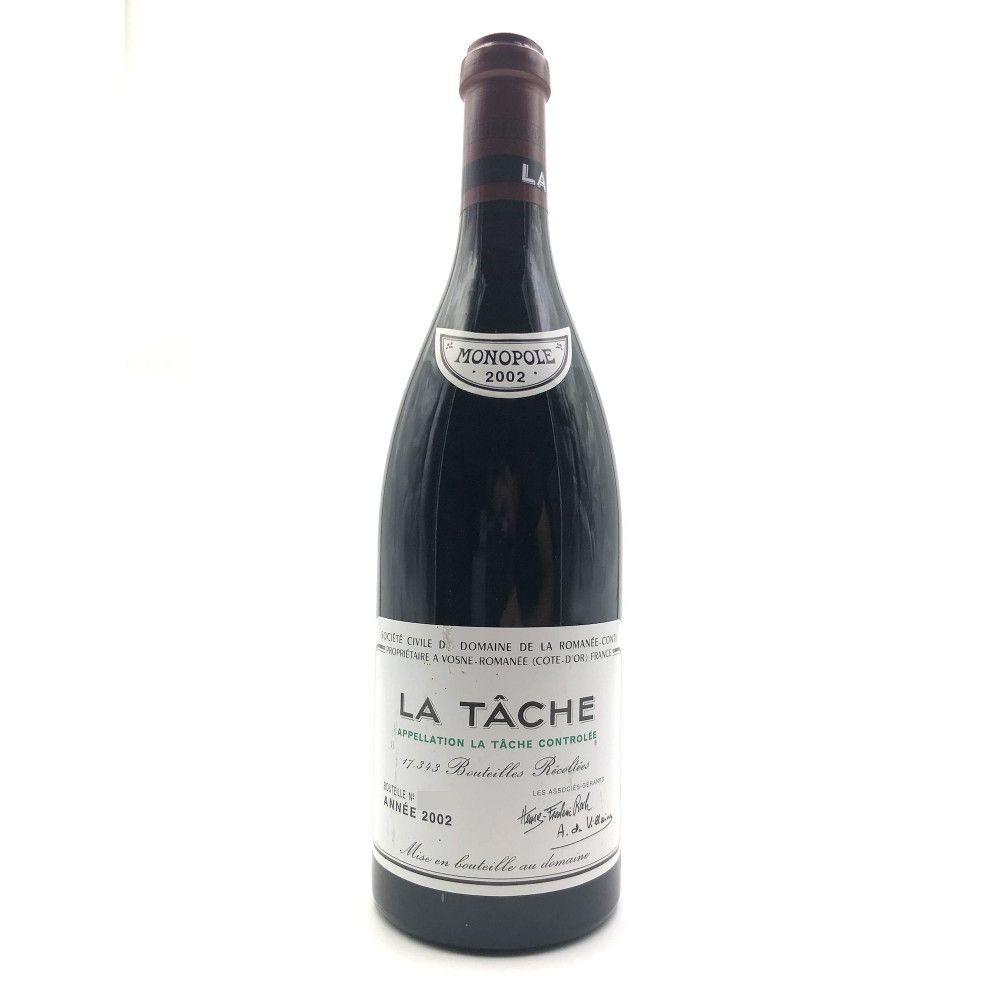 Domaine de La Romanée Conti - La Tache Grand Cru Monopole 2002