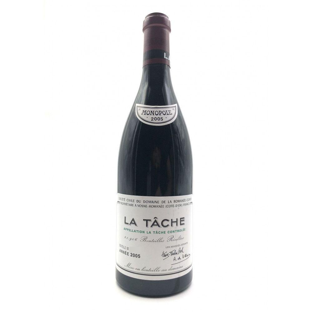 Domaine de La Romanée Conti - La Tache Grand Cru Monopole 2005