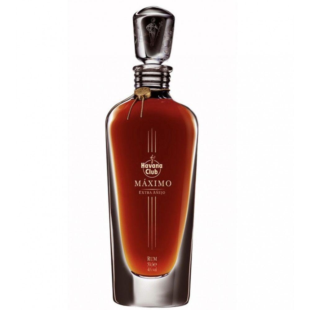 Rum Havana Maximo Extra Anejo, 40°