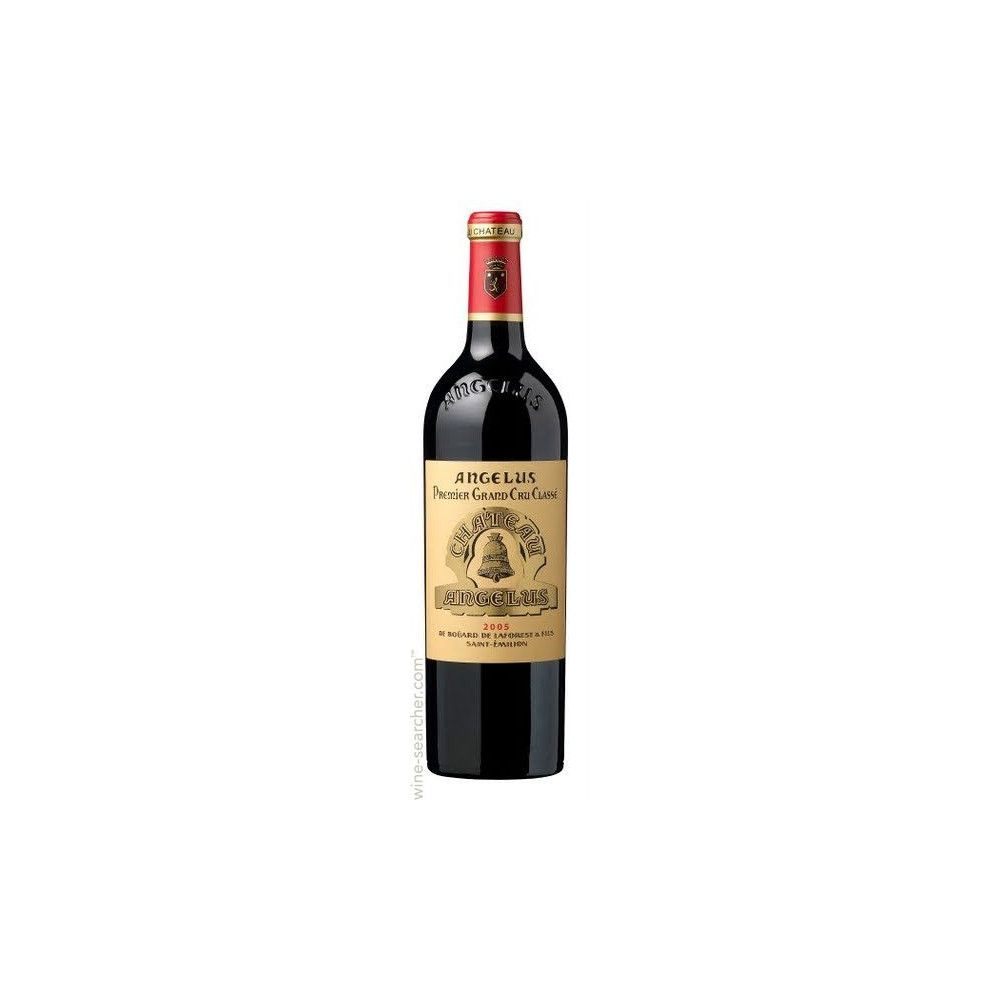 Chateau Angelus - Saint Emilion Grand Cru 2005, 12 x 75cl