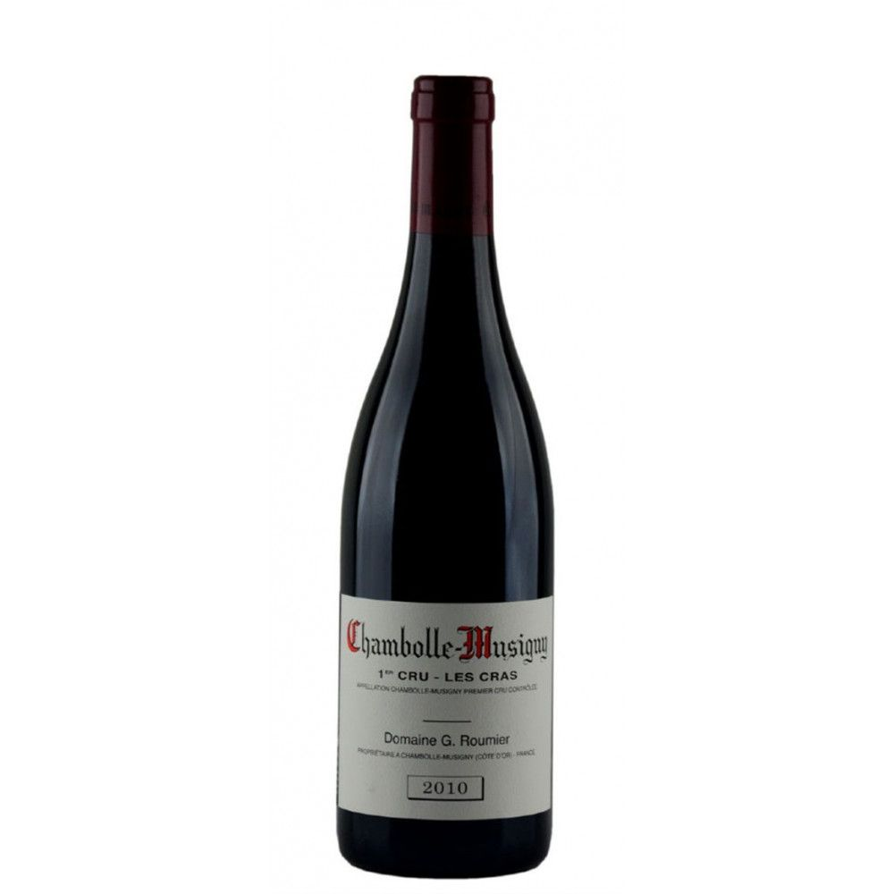 Georges Roumier - Chambolle Musigny 1er Cru Les Cras 2010