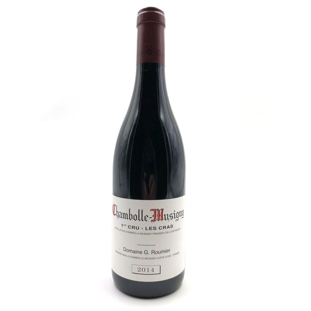 Georges Roumier - Chambolle Musigny 1er Cru Les Cras 2014, 12x 75cl OC