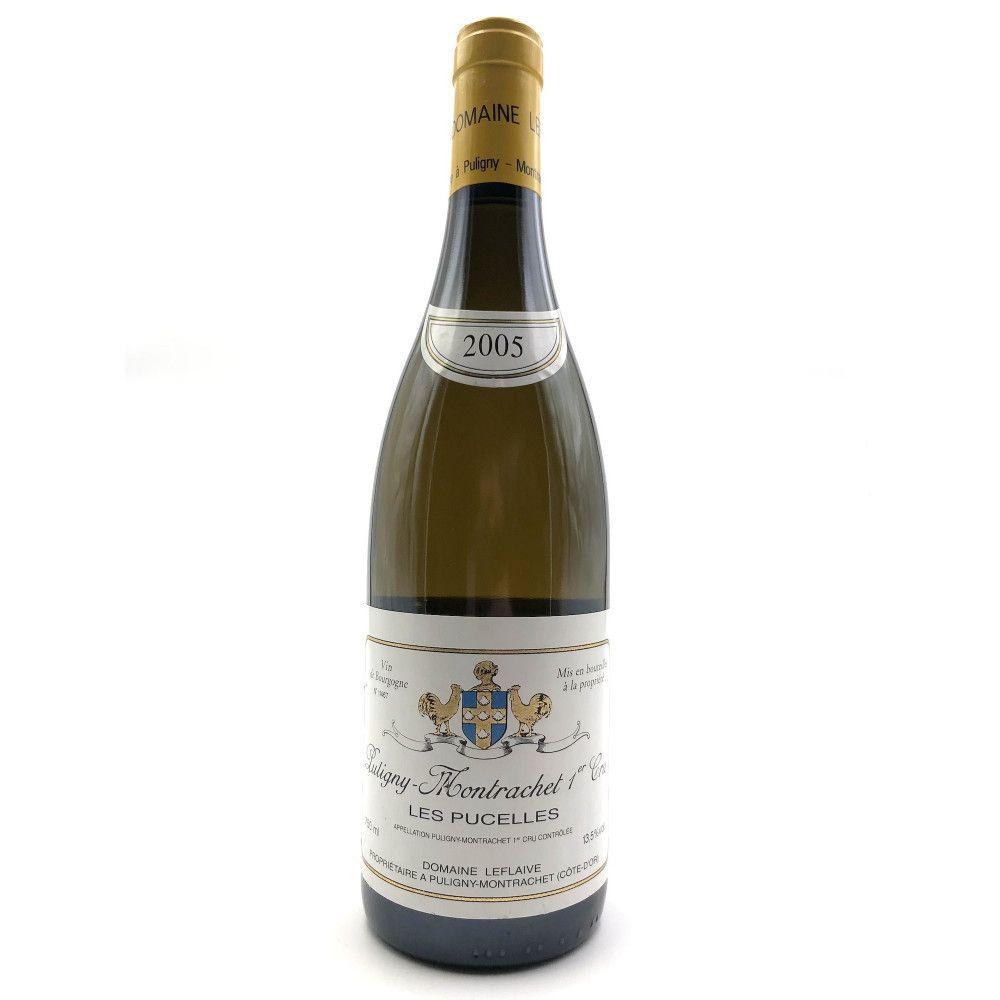 Domaine Leflaive - Puligny Montrachet 1er Cru Les Pucelles, Cote de Beaune 2005