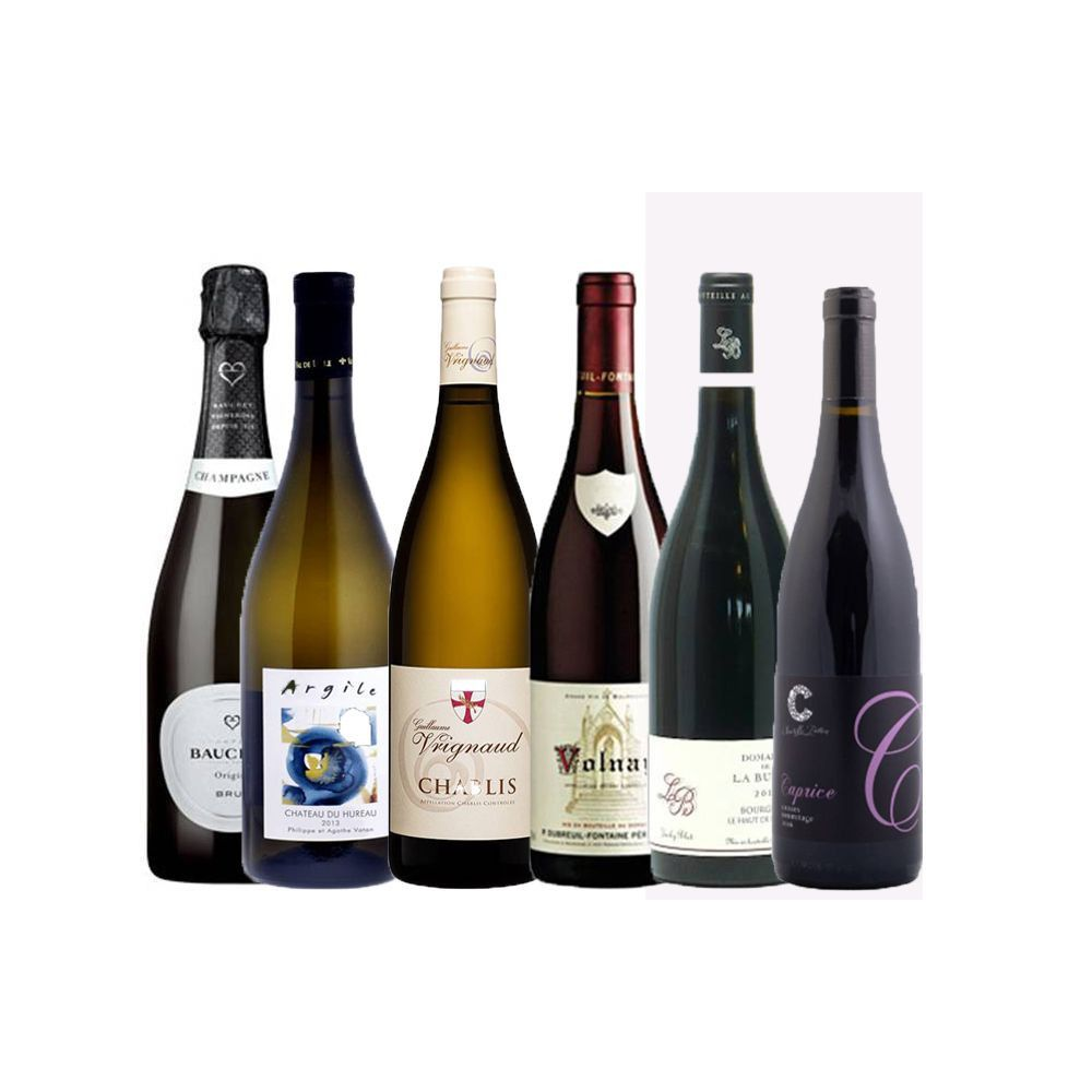 Wine Box Champagnes de Vignerons