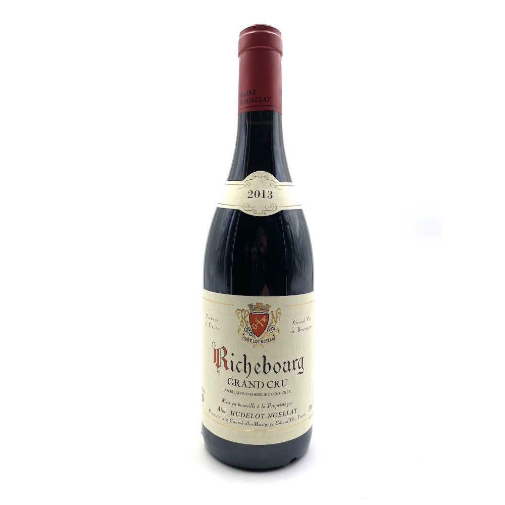 Domaine Alain Hudelot Noellat - Richebourg Grand Cru 2013