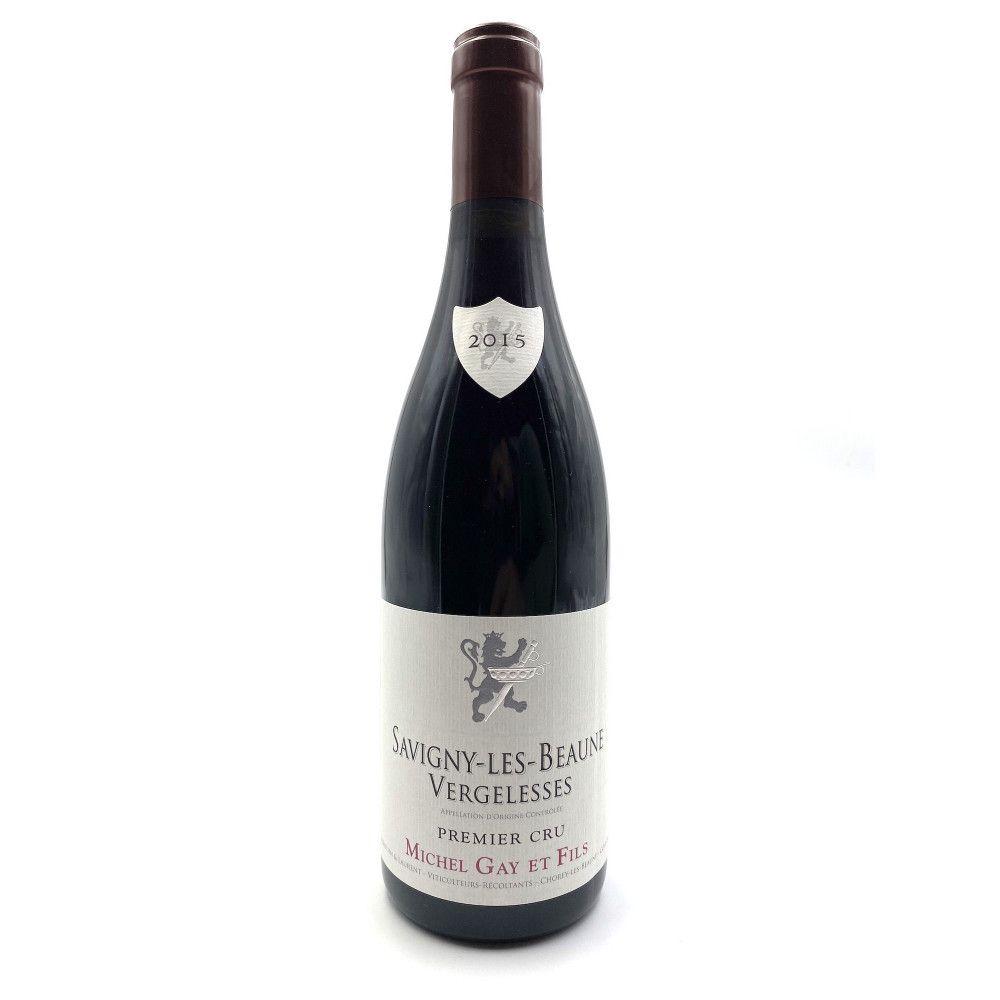 Domaine Michel Gay - Savigny Les Beaune 1er Cru Vergelesses 2015