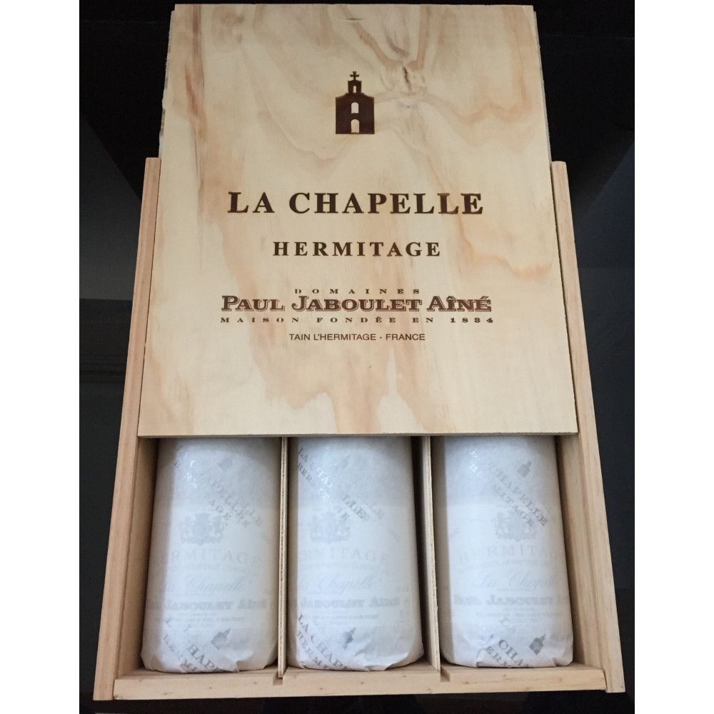 Jaboulet - Hermitage La Chapelle, Cote du Rhône 1990