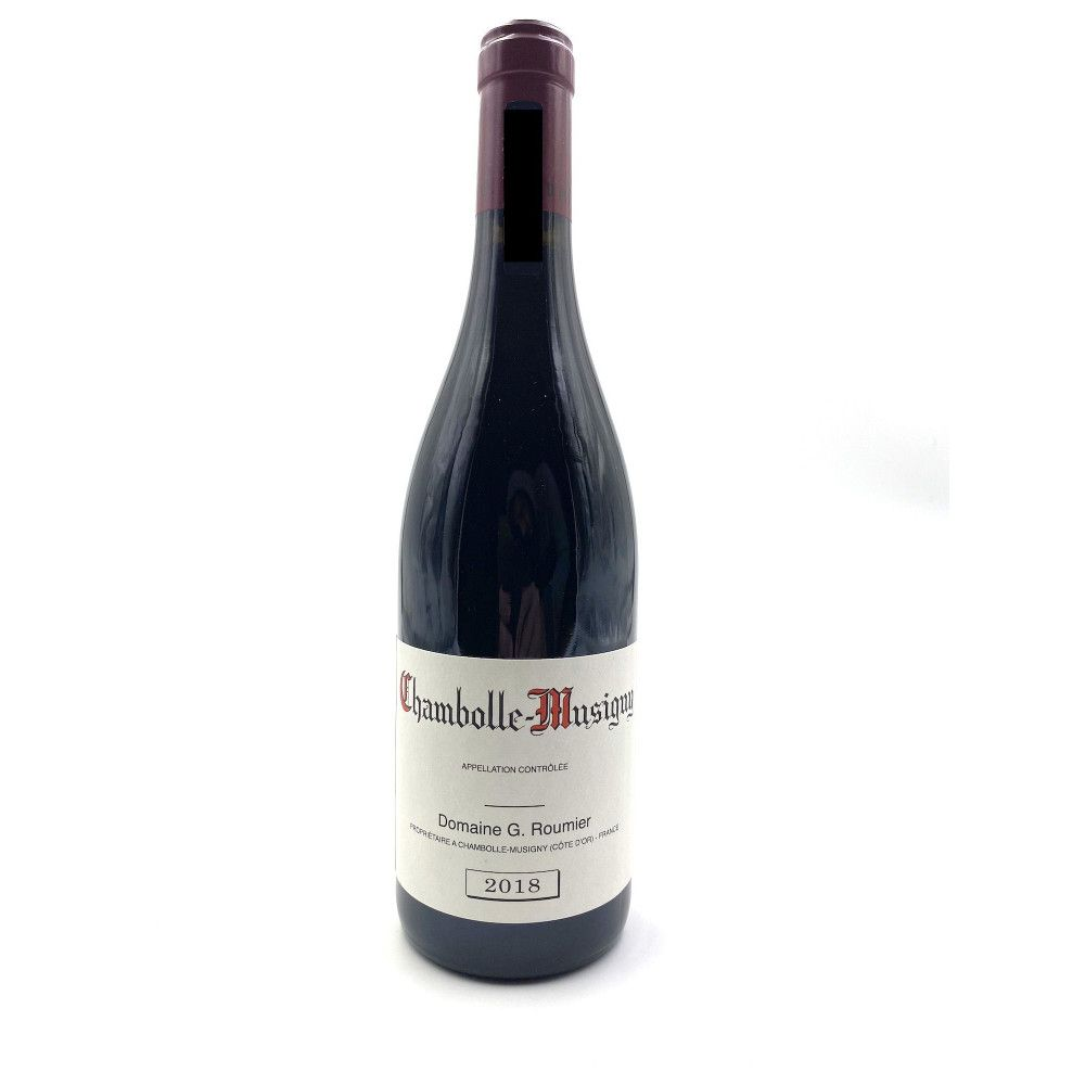 Georges Roumier - Chambolle Musigny, Cote de Nuits 2018