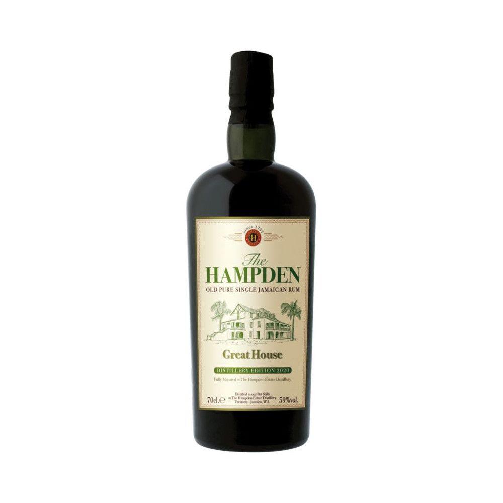 Rum Hampden Great House Edition 2020, 59°