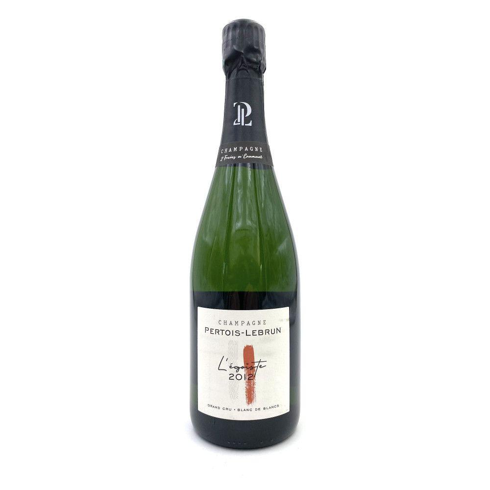Champagne Pertois Lebrun - L'Egoïste Blanc de Blancs Grand Cru 2012
