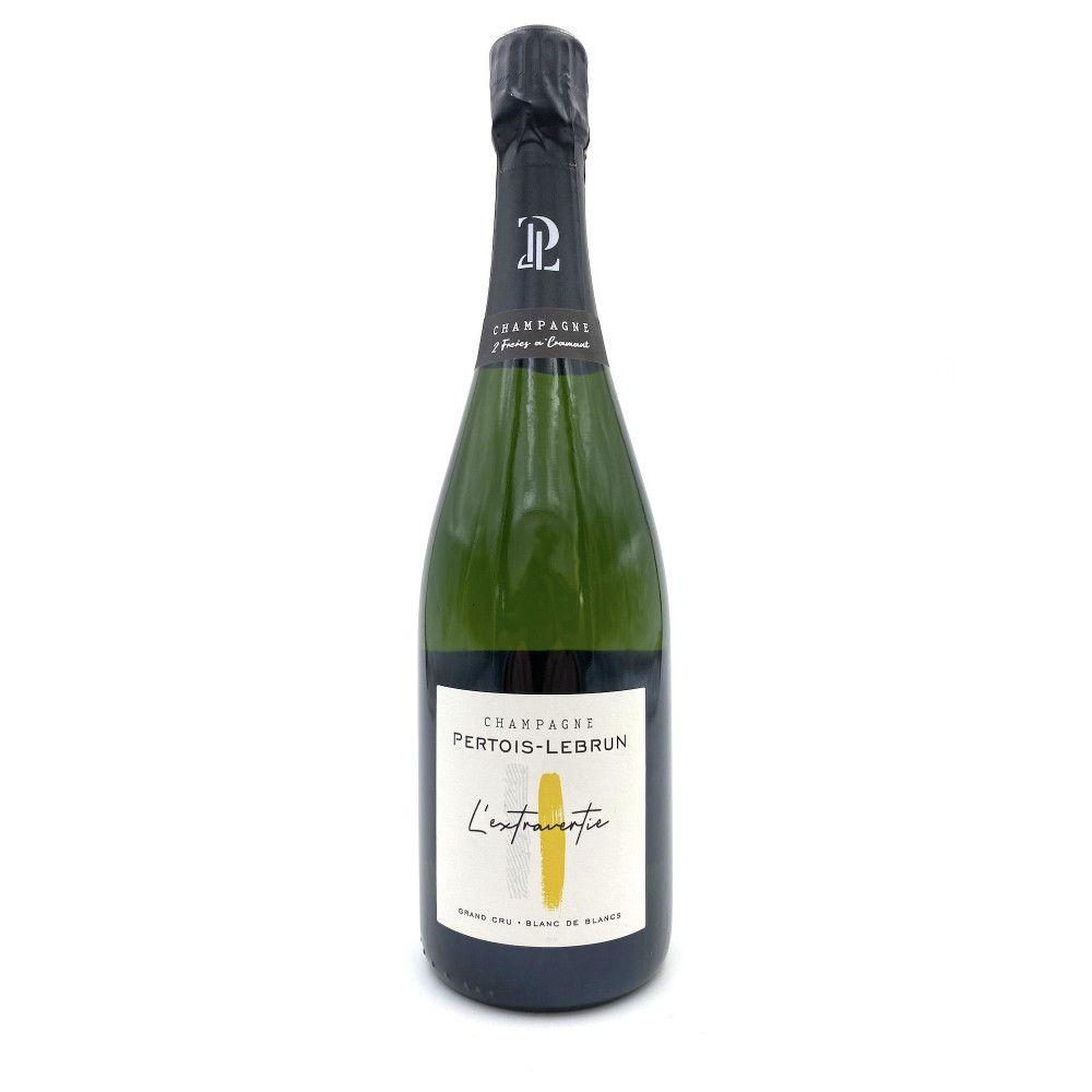 Champagne Pertois Lebrun - L'Extravertie Blanc de Blancs Grand Cru