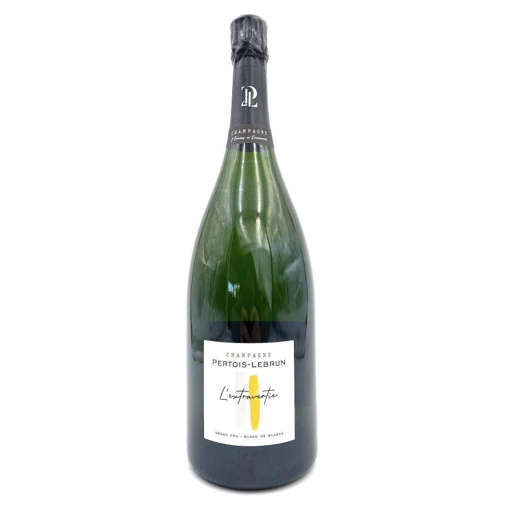Champagne Pertois Lebrun - Instant Brut Blanc de Blancs Grand Cru Brut Magnum