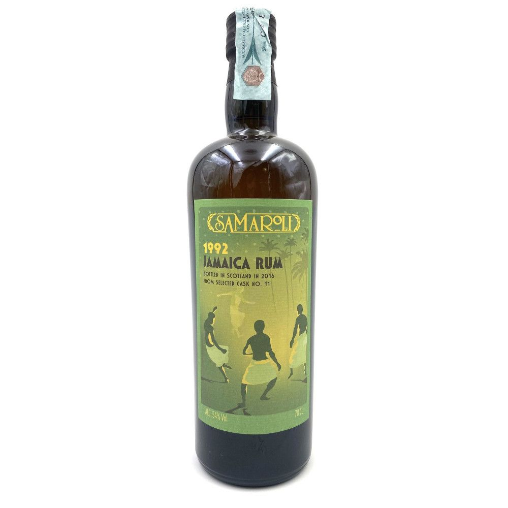 Rum Samaroli Jamaica 1992, 54°