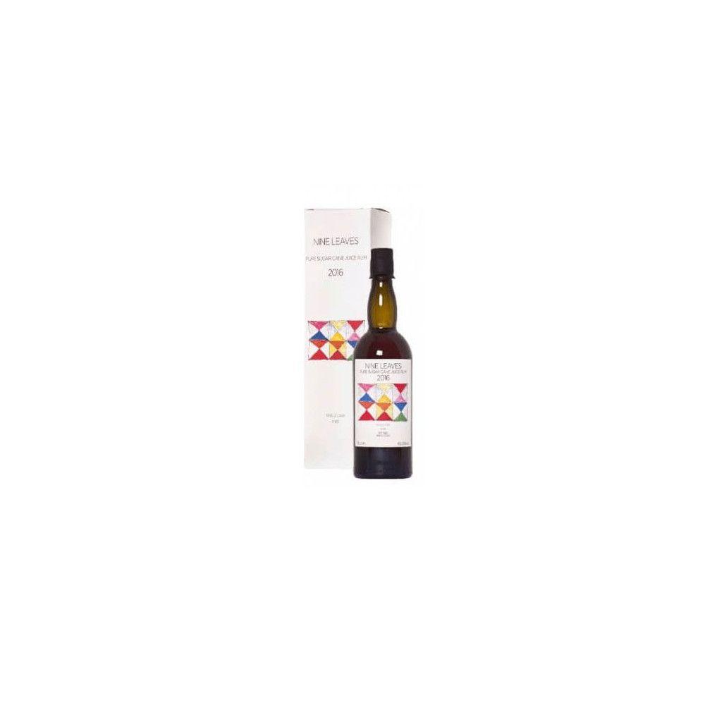Rum Japoniani Nine Leaves 2016 66,6°